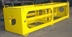 Установки собственного производства УНП 1200 мощностью до 120 тонн используем для прокладки футляров диаметром до 1420 мм, а также бетонных коллекторов диаметром 1500 мм. 100 метров штанг.